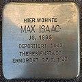Stolperstein Kalkar Kesselstraße 12 Max Isaac.jpg