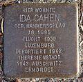 Stolperstein Lauenau Marktstraße 12 Ida Cahen.jpg