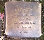 Stolperstein Lilly Baum Offenburg.jpg