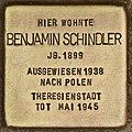 Stolperstein für Benjamin Schindler (Cottbus).jpg