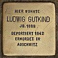 Stolperstein für Ludwig Gutkind (Cottbus).jpg