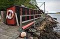 Storage huts at Holma Marina 1.jpg