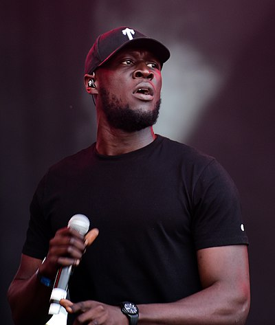 Picture of a band or musician: Stormzy