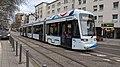 Straßenbahn Bochum 306 105 Rathaus 2001141613.jpg