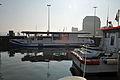Stralsund, Hafen, Solarboote, by Klugschnacker in Wikipedia (2014-03-01) (4).JPG