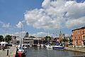 Stralsund, Hafen (2013-06-15), by Klugschnacker in Wikipedia (1).JPG