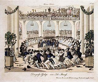 Galop dance