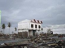 East asian tsunami 2004