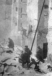 Ulične borbe u Staljingradu