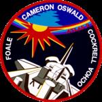 Missionsemblem STS-56
