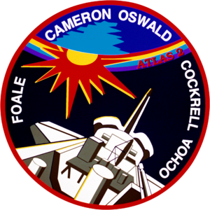 STS-56 - Image: Sts 56 patch