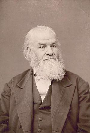 Ceresco, Wisconsin - Warren Chase (1813-1891), a founder of Ceresco, later a State Senator and Free Soil Party gubernatorial candidate.