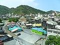 Su-ao town from Yǒngguāng park.jpg