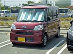 Subaru CHIFFON G Smart Assist (DBA-LA600F) front.jpg