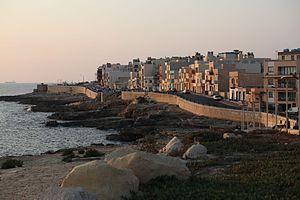 Xgħajra - Xgħajra seafront