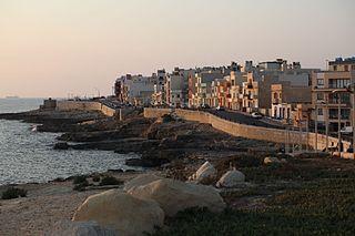Local council in South Eastern Region, Malta