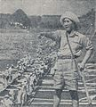 Sukarno speaking to romusha, Bung Karno Penjambung Lidah Rakjat 230.jpg