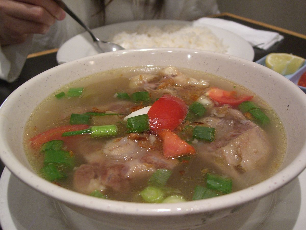 Oxtail soup - Wikipedia