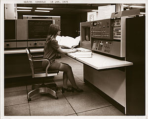 Informatics General - The IBM System/360 mainframe was the platform that Mark IV and many other Informatics software products ran on.