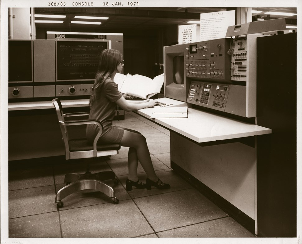 Supercomputer NSA-IBM360 85