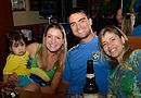 Supporters of the DF accompanying game between Brazil and Mexico 07.jpg