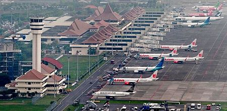 Lapangan Terbang Antarabangsa Juanda