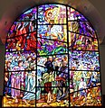 Surp Garabed Armenian Church, Hollywood - stained glass 3.JPG