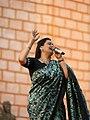 Susmita Das at Odisha Parba 2018.jpg