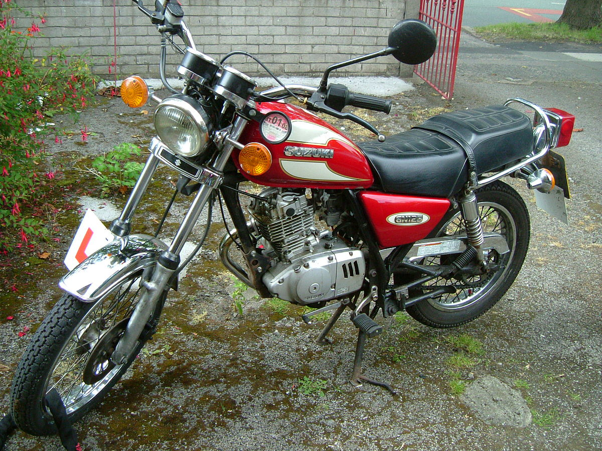 Suzuki Intruder Manual