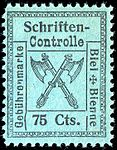 Switzerland Biel Bienne 1902 revenue 75c - 14.jpg