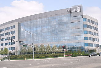 Sybase - Sybase headquarters in Dublin, California.