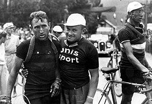 1936 Tour de France - Image: Sylvère Maes