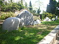 Symbolic Monuments of the Kyonggi Province - Avinguda de l'Estadi, Barcelona 001.JPG