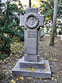 Szczecin Cmentarz Centralny nagrobek Hermanna Sarana.jpg