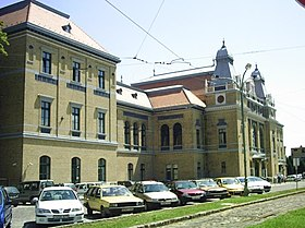 Stacidomo de Szeged