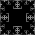 T-Square fractal (8 iterations).png