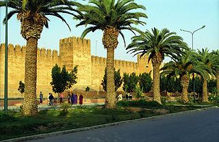 Taroudant Place in Souss-Massa, Morocco