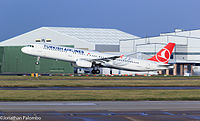 TC-JRZ - A321 - Turkish Airlines