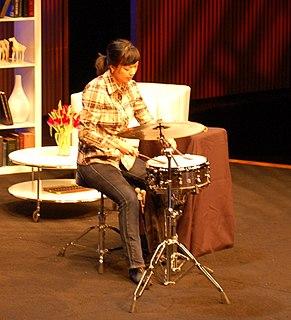 Susie Ibarra American musician (born 1970)