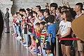 TW 台灣 Taiwan 台北 Taipei 中正區 Zhongzheng 中山南路 Zhongshan South Road 蔣中正紀念堂 Chiang Kai-shek Memorial Hall visitors August 2019 IX2 05.jpg