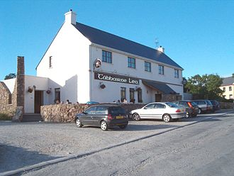Clannad - Leo's Tavern in Meenaleck, County Donegal, the pub owned by Leo Brennan where members of Clannad first performed