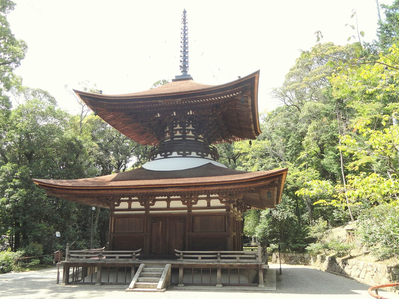 Tahōtō - Ishiyamadera - Otsu, Shiga - DSC07540.JPG