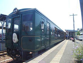 Takachiho Railway - Image: Takachiho 03