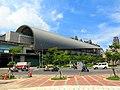 Taoyuan Metro A3 New Taipei Industrial Park Station 2017-06-22.jpg