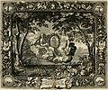 Tapisseries du roy, ou sont representez les quatre elemens et les quatre saisons - avec les devises qvi les accompagnent and leur explication - Königliche französische Tapezereyen, oder überauss (14765931663).jpg
