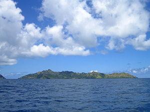 Taravai - View of Taravai