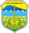 Official seal of Tasikmalaya Regency