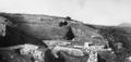 Teatern. Från öster. Sammansättningsbild. Soli - SMVK - C04393+C04394.tif