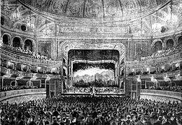Interiore - 1875 circa