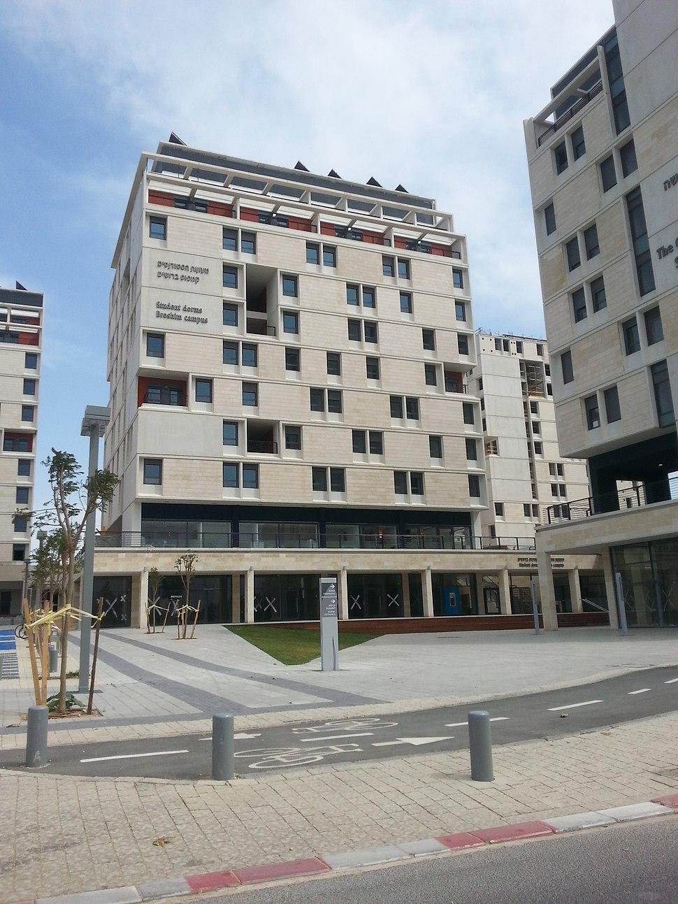 Tel Aviv University new dormitories (3)